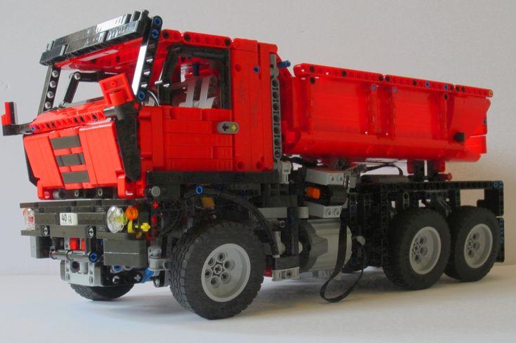 LEGO Ideas - RC 1:20 Tatra 815!