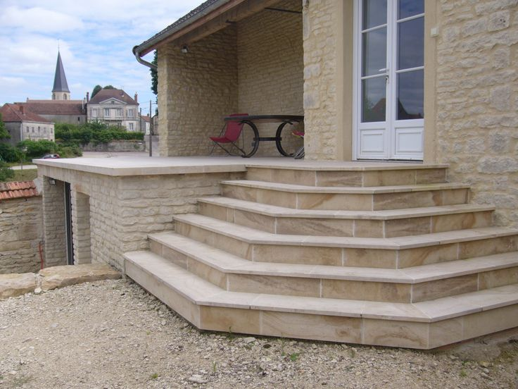 Best 20 escalier ext rieur b ton ideas on pinterest for Marche escalier pierre exterieur