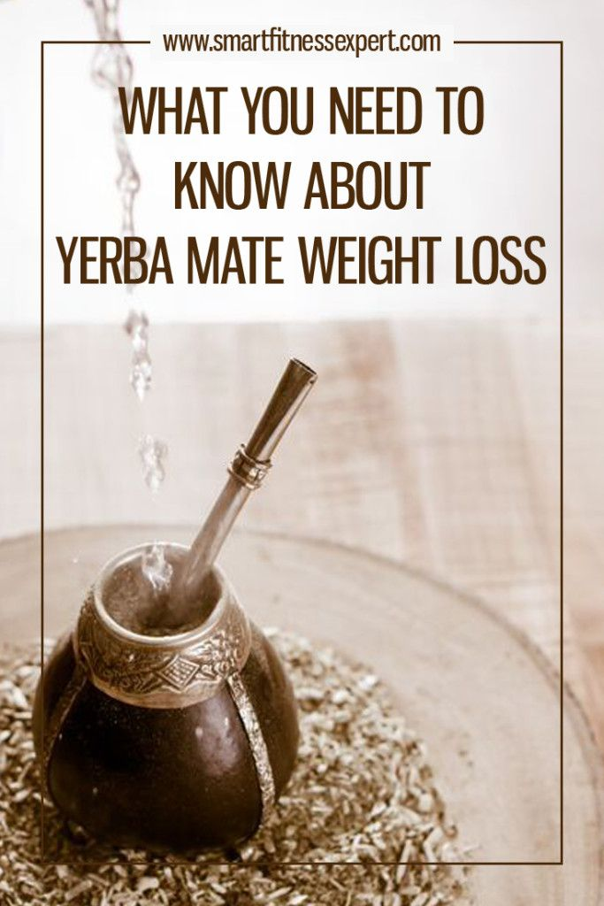 What You Need to Know About Yerba Mate Weight Loss - Try this natural method for weight loss!