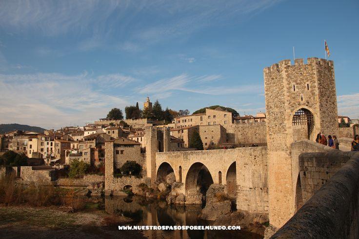 8 diciembre 15: Besalú – Castellfollit de la Roca