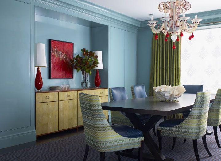 зеленые-шторы-в-голубой-комнате.jpg (720×526)