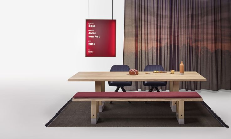 Arco | Base Table #Design @ Jorre van Ast | We Make Tables