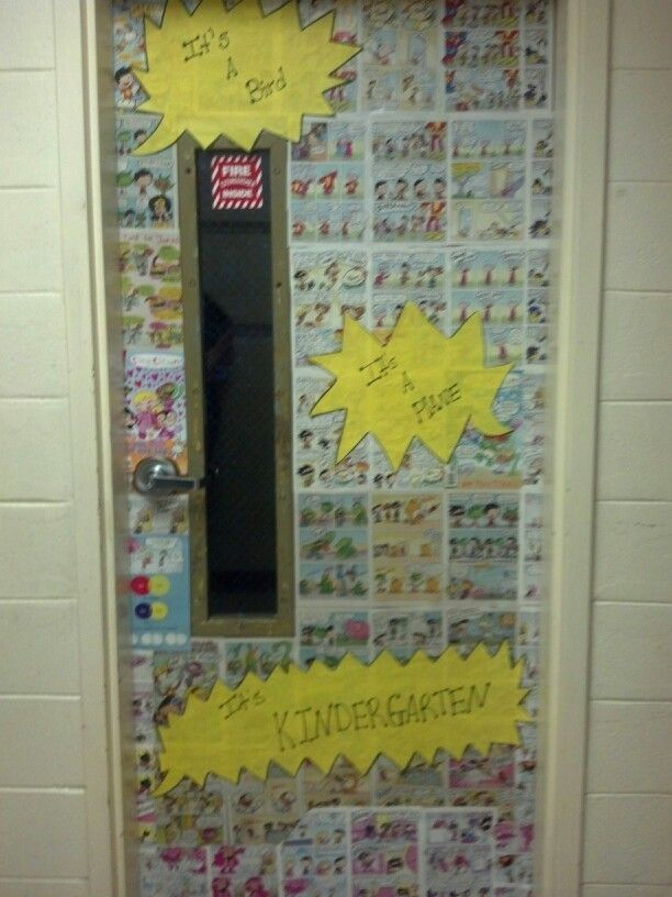 Marvel Classroom Decor ~ Best ideas about kindergarten door on pinterest
