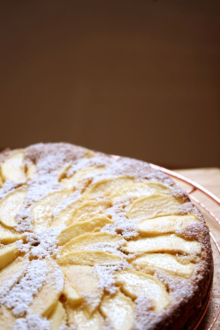 Quick and easy applepie (low fat)