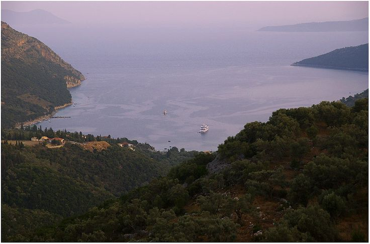 Rouda Bay, Poros, Lefkada, Ionian Islands_ Greece