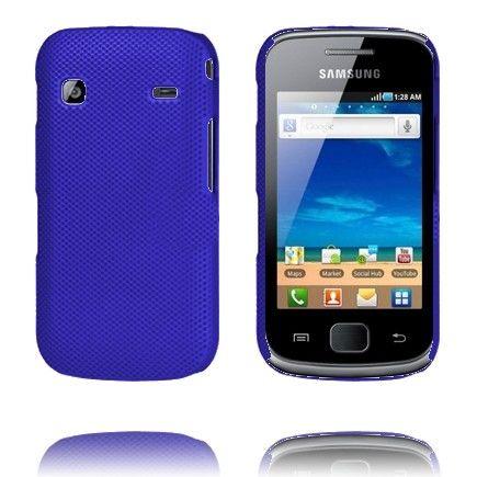 Supreme (Sininen) Samsung Galaxy Gio Suojakuori