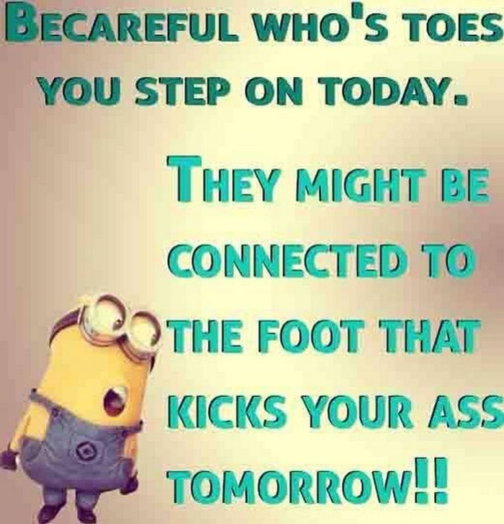 Today Funny minions images with captions (05:47:44 AM, Saturday 19, September…