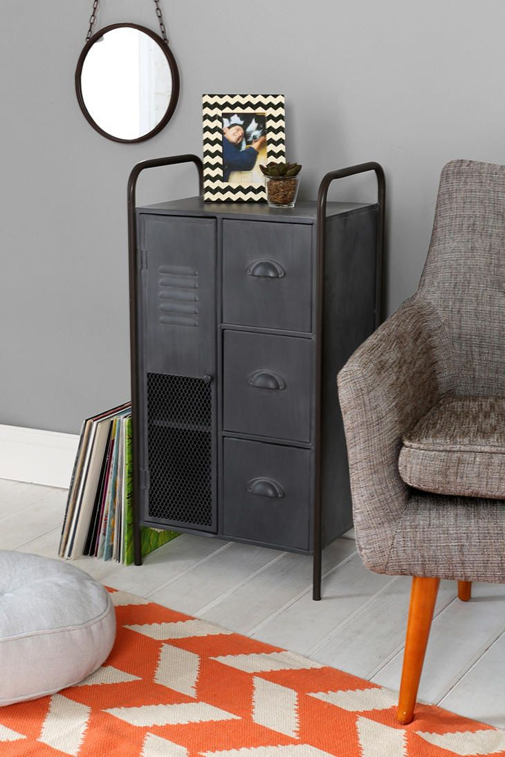 Chic 4040 Locust Locker Cabinet Urban Outers Furnishings Pinterest Lockers And