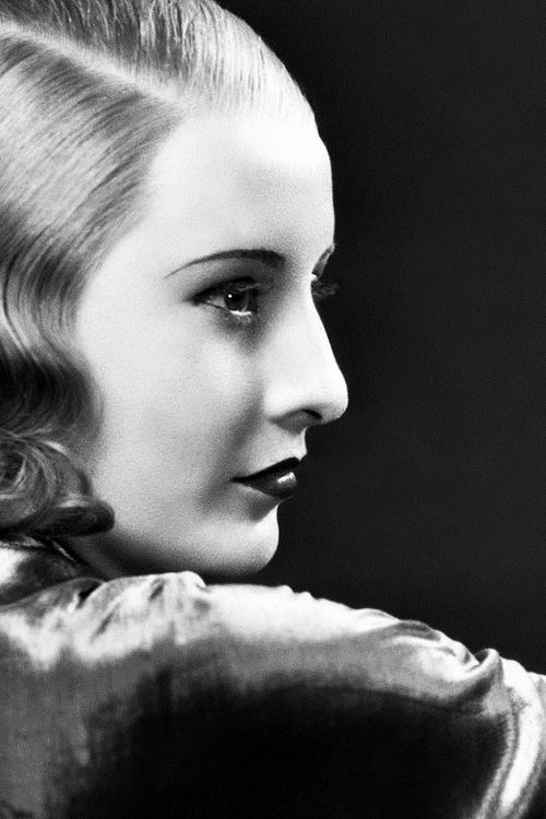 Barbara Stanwyck (July 16, 1907 – January 20, 1990)   I'm a tough old broad from Brooklyn. I intend to go on acting until I'm ninety and they won't need to paste my face with make-up.