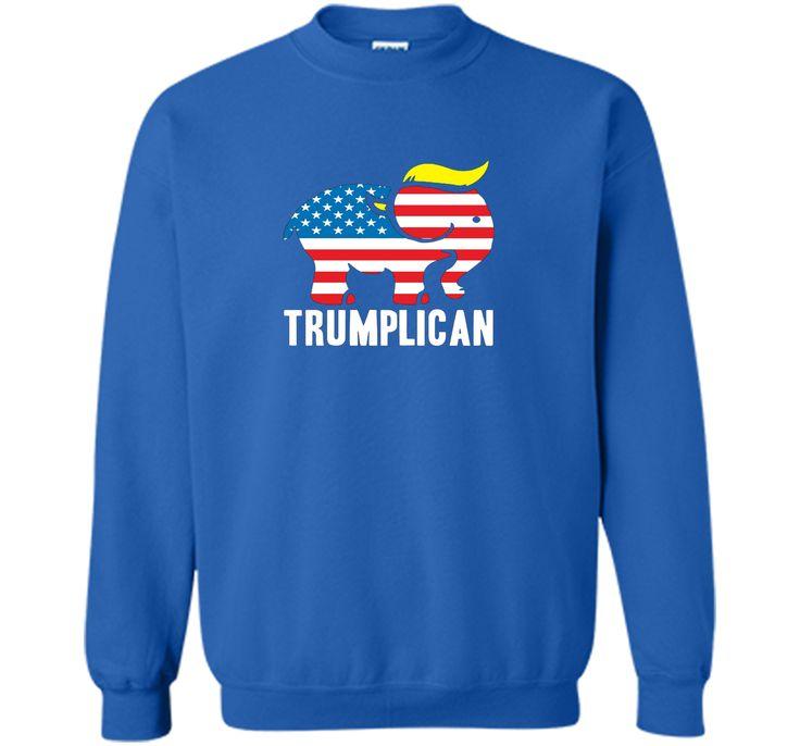 Trumplican Donald Trump Republican Symbol Politics