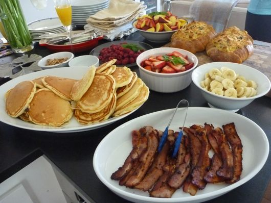 best 20+ fathers day brunch ideas on pinterest | father's day
