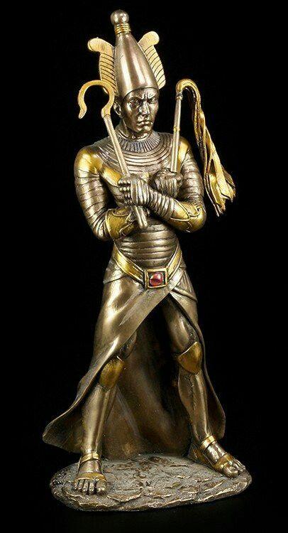 Osiris - King of Egyptian Gods | Paranormal Amino