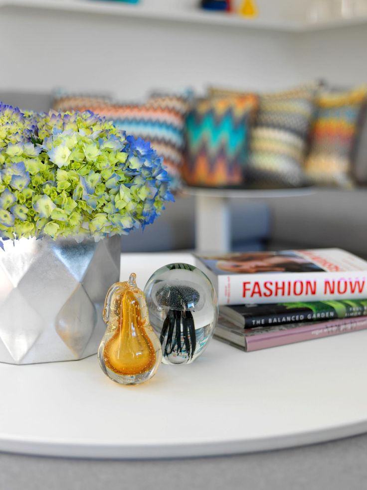 Missoni cushions & decorative touches by MR. MITCHELL