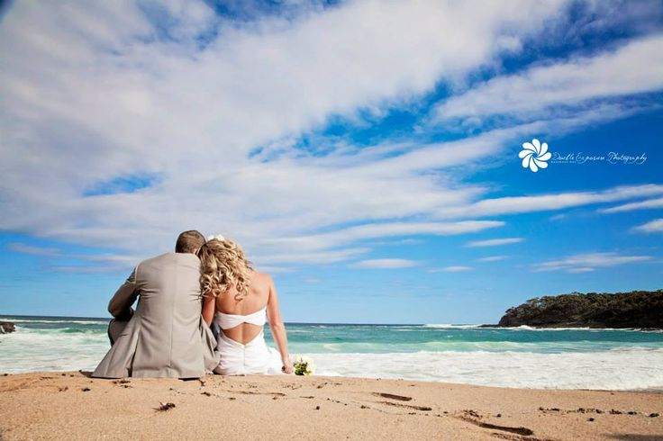 Nathan & Katie Poulton's Wedding: Double Exposure Photography Murramarang Beachfront Nature Resort Wedding Inspiration