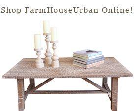 Beautiful chairs for sale and the urban farmhouse store - FarmHouseUrban