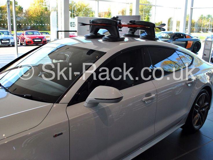 BMW 6 Series Ski Rack