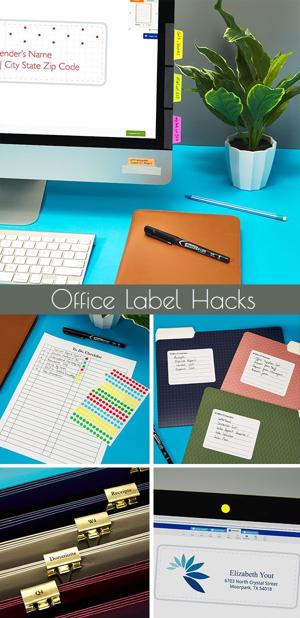 5 Quick And Easy Office Organization