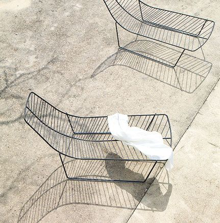 Leaf by Lievore Altherr Molina for Arper