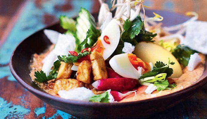 Jamie Oliver's comfort food: gado gado - Culy.nl