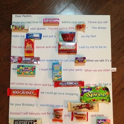 Snap Retirement Poem Using Candy Bar Names Just Buse Photos On