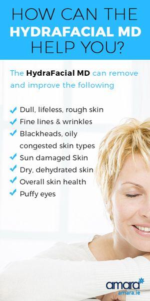 How Can The Hydrafacial Help You? #SkinLaze #syracuse #hydrafacial
