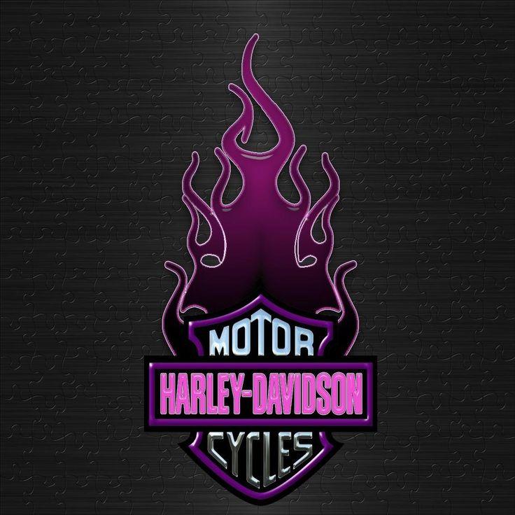 Pink Harley Davidson Wallpaper Harley Davidson Logo