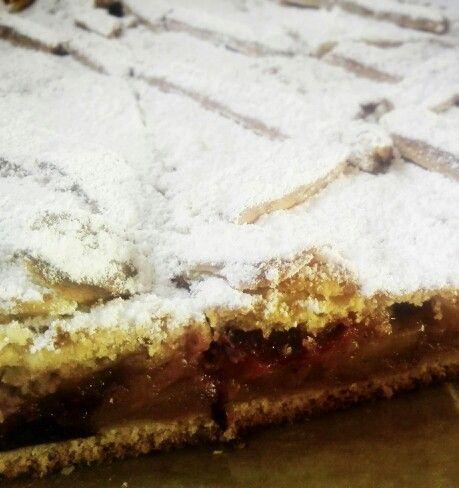 Almás-szilvás pite :-)