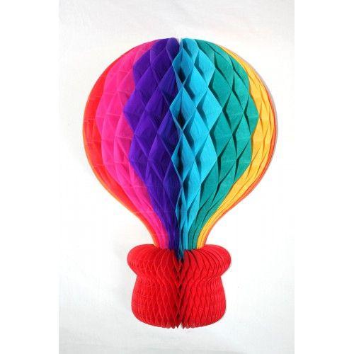 Uçan Balon Rengarenk Süs