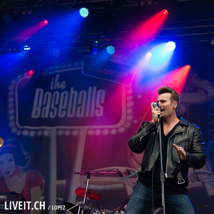The Baseballs in Bern