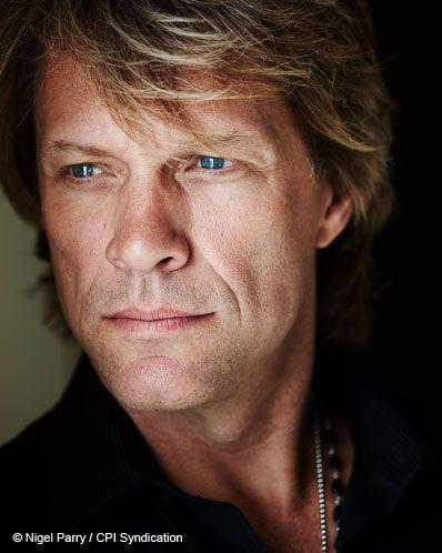 Jon Bon Jovi - good Jersey boy