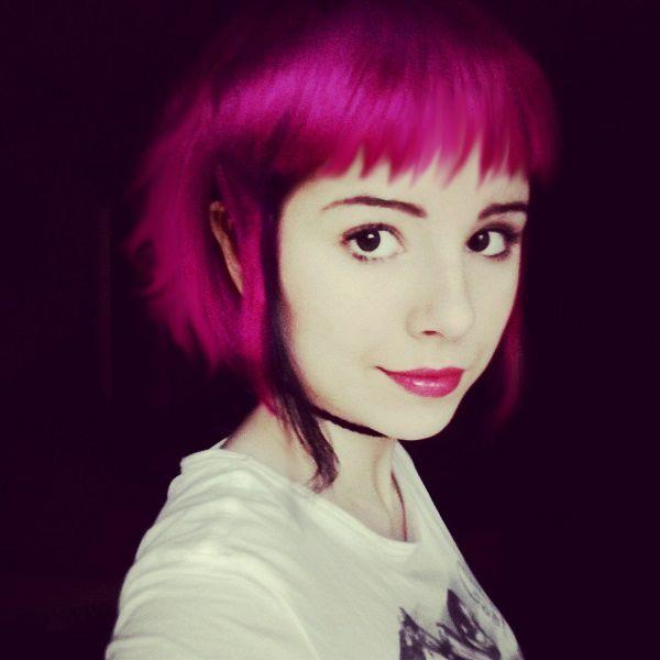 Ramona Flowers hair!