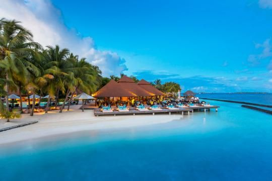 Kurumba Maldives is just the remote (and all-inclusive) getaway you need for the hazy summer months.