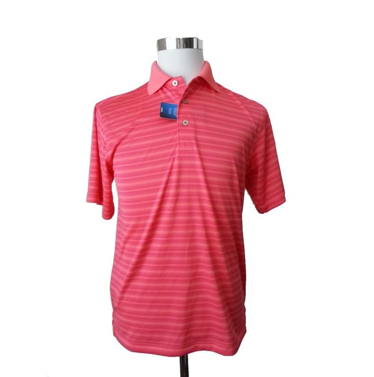 #ebay Grand Slam Performance Men Size S Golf POLO shirt Red Quick Dry withing our EBAY store at  http://stores.ebay.com/esquirestore