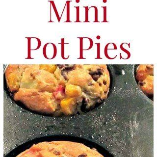 1000+ ideas about Mini Pot Pies on Pinterest   Chicken pot pies ...