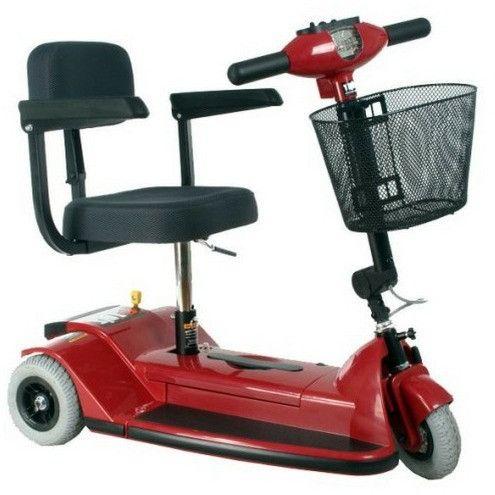 Zip'r Traveler 3 Wheels Scooter