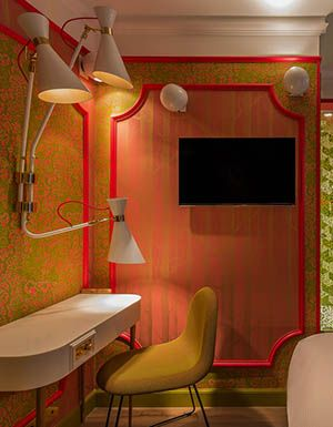 essential living room chandeliers for your mid century modern home - Orange Hotel Decoration