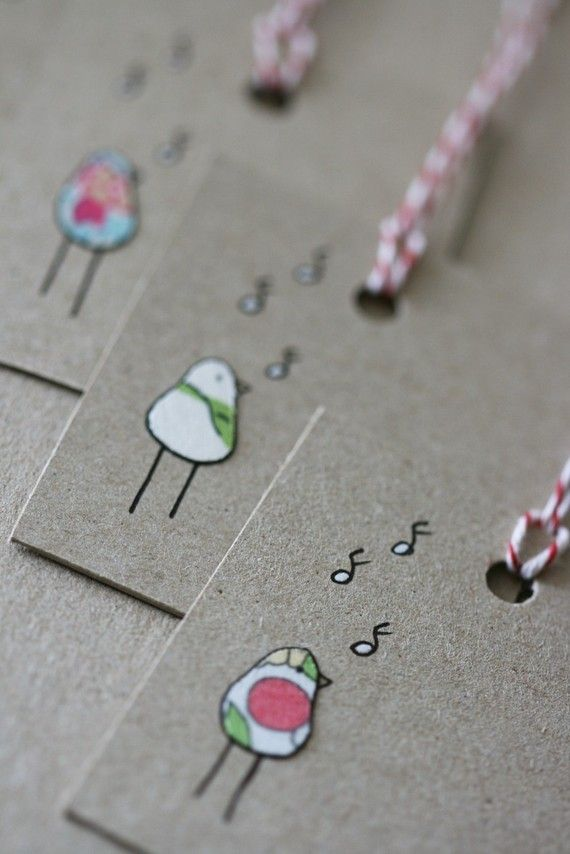 Gift Tags - Mixed Pack - 20 Tags