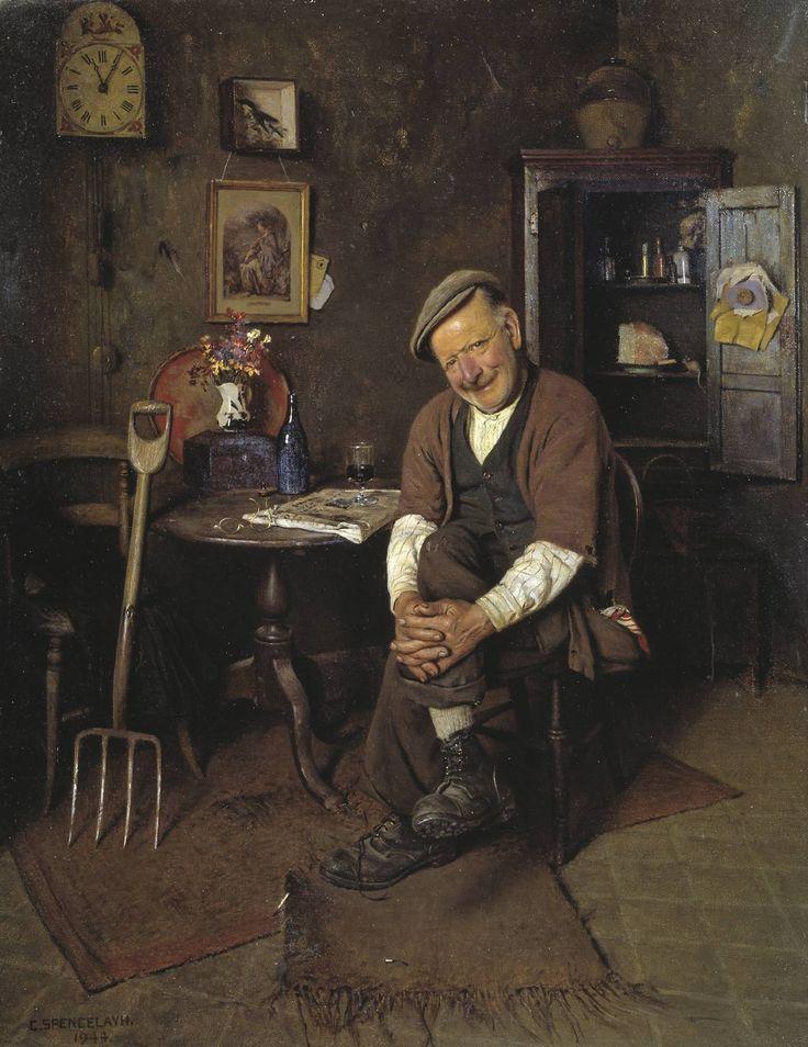 Charles Spencelayh | English, 1865-1928