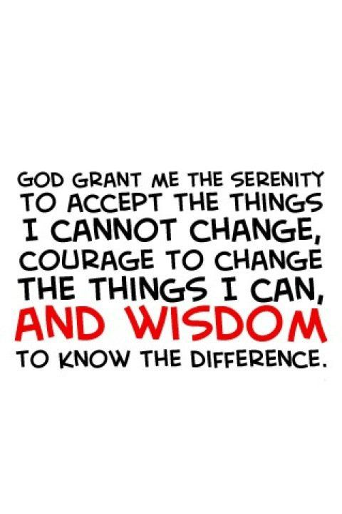 <3Life, Inspiration, Faith, God Grant, Wisdom, Things, Favorite Quotes, Living, Serenity Prayer