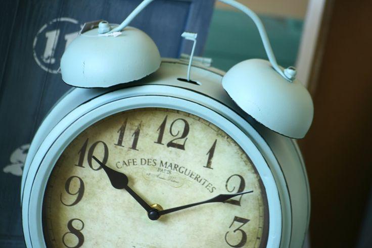 Miętowy zegar