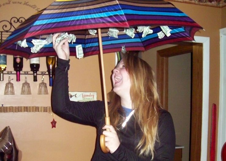 Creative Ways To Give Money Kalissa S Rainy Day Fun A