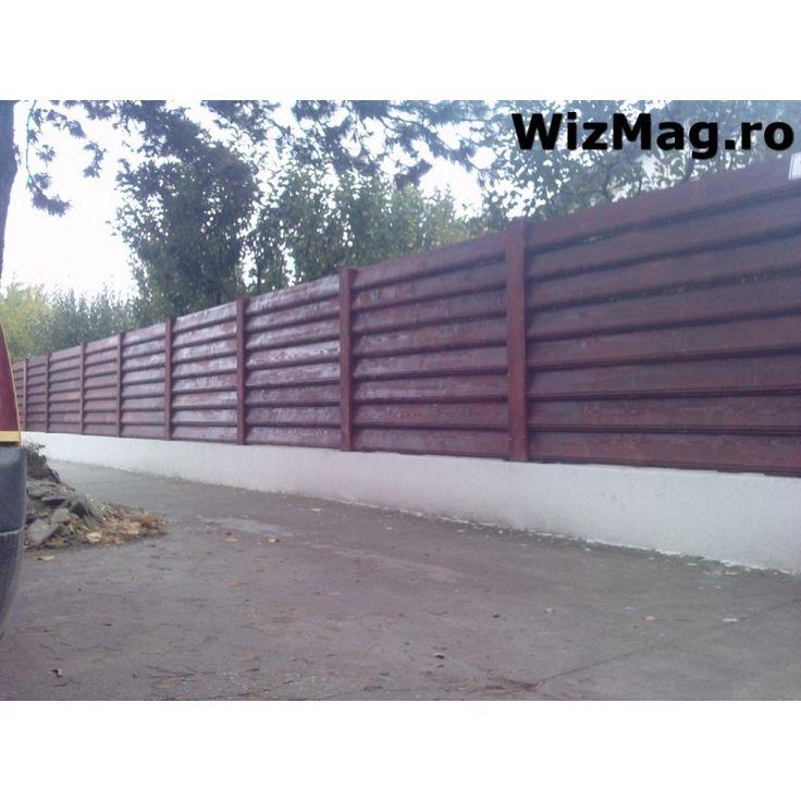 Panouri gard Buftea