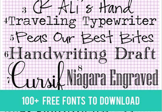 100 plus Free Fonts To Download100 Free, Music Paper, Paper Templates, 830 Paper, Free Fonts For Mac, Fonts A Ramas, Be Creative, Computers App Download, Fabulous Fonts