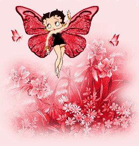 butterfly angel Betty