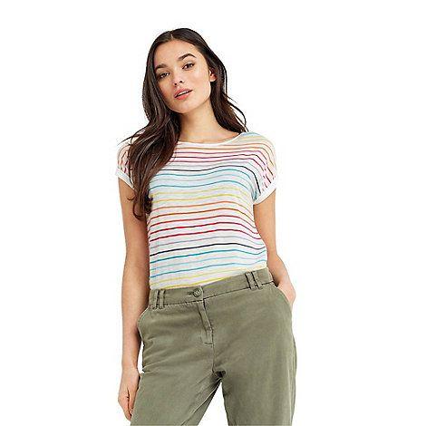 Oasis Rainbow t-shirt | Debenhams