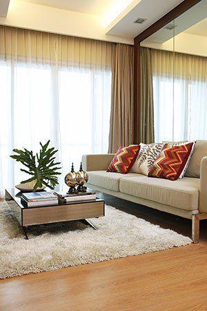 113 Best Condo Decorating Images On Pinterest  Living Room Home Simple Condo Living Room Interior Design Design Decoration