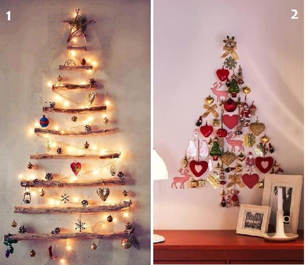 1000 images about fai da te e riciclo natale on pinterest mesas ice heart and friends family - Decorazioni natalizie con materiale di riciclo ...