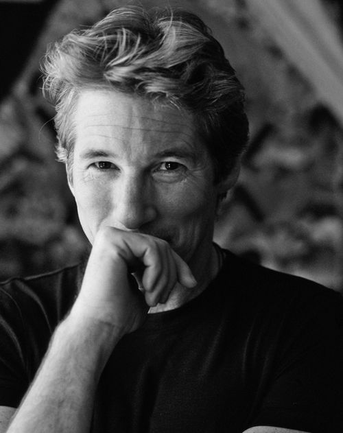 "Richard Gere, a frequent co-star of Abigail Phelps ~ ""One of the few things that…"