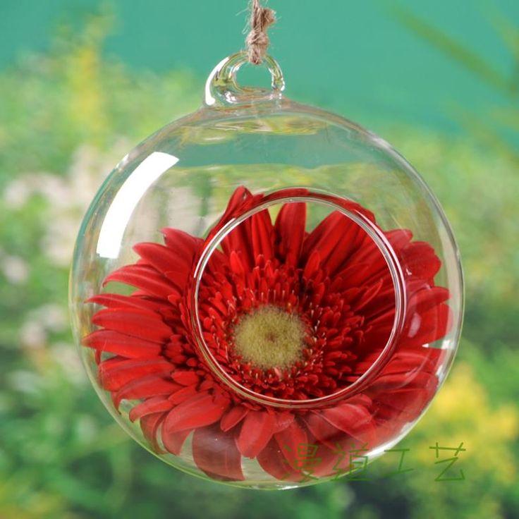 crystal-glass-vase-lobbing-hydroponic-flower-household-8cm ...