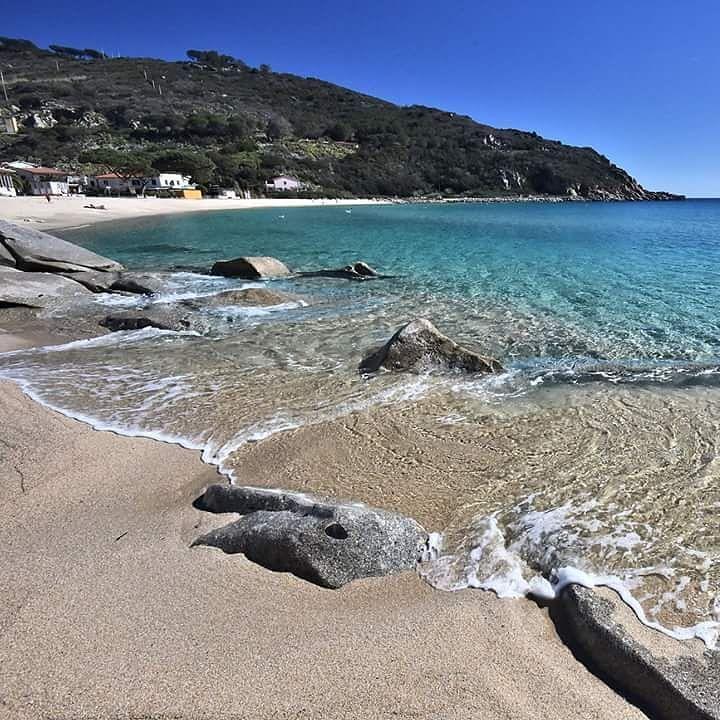 Buona domenica dalla spiaggia di #Cavoli a #marinadicampo #elba. Nello scatto di Adriano Locci. Continuate a taggare le vostre foto con #isoladelbaapp il tag delle vostre vacanze all'#isoladelba. Visita http://ift.tt/1NHxzN3